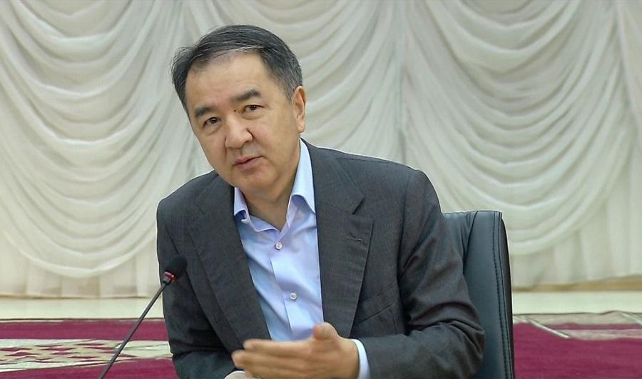 Бакытжан Сагинтаев выслушал проблемы жителей Наурызбайского района