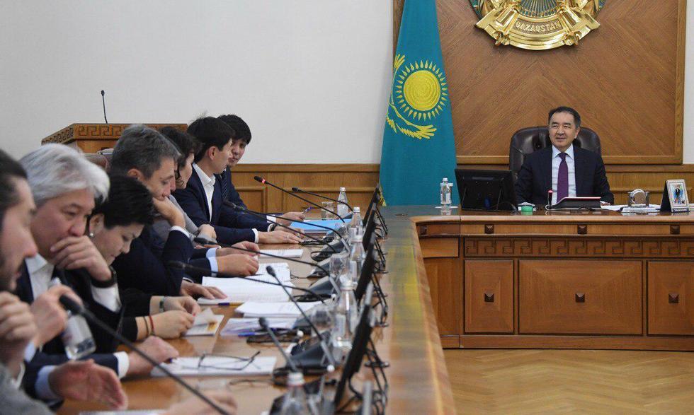Алматының бизнес қауымдастығы «Алматы-2050» даму стратегиясын талқылады