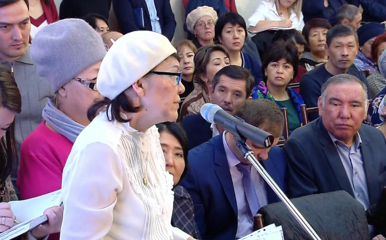 Стихийная свалка: жители микрорайона Кемел пожаловались акиму Алматы