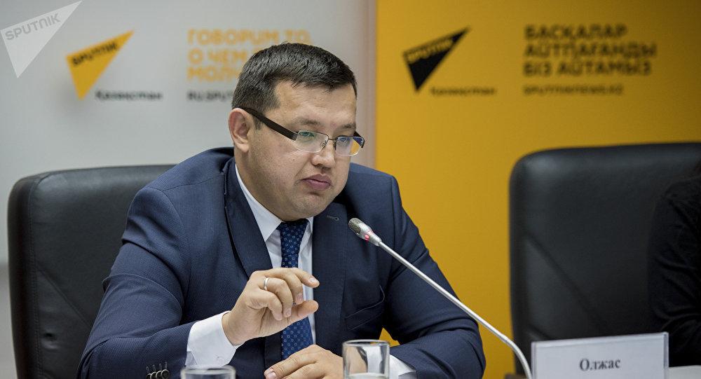 Олжас Құдайбергенов Президенттің штаттан тыс кеңесшісі болды