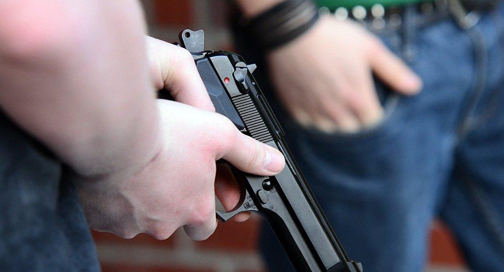 Павлодарца застрелили во дворе дома