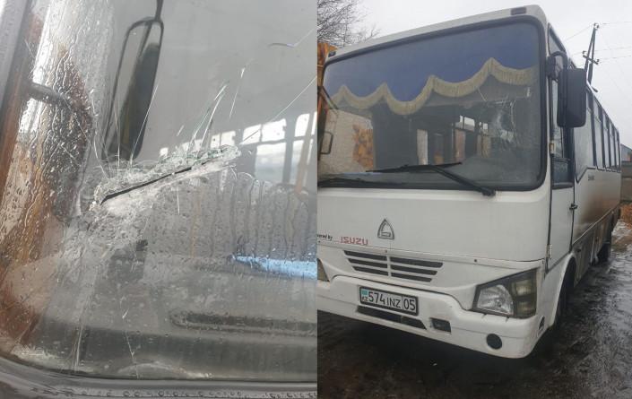 Талдыкорганец с топором напал на пассажирский автобус