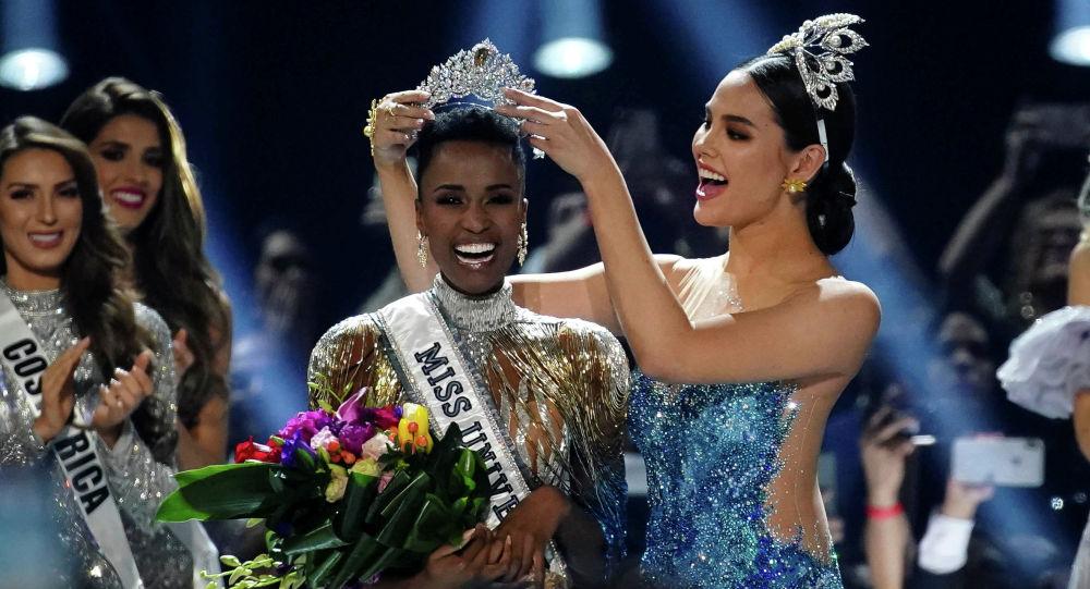 """""""Мисс Вселенная – 2019"""" -  участница из ЮАР"""