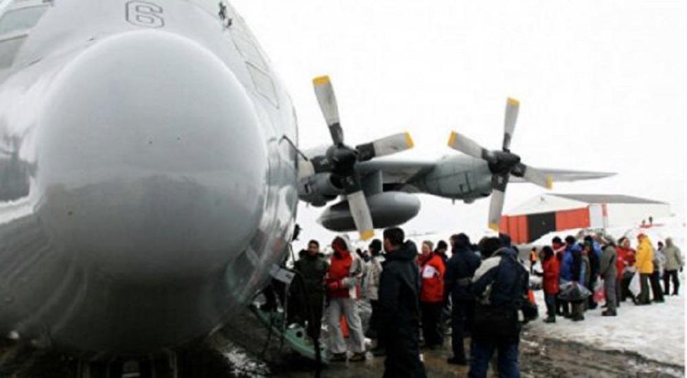 Чилидің әскери ұшағы радардан жоғалып кетті