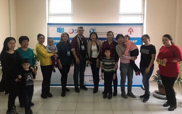 Российские медики провели семинар для пациентов со спинальной мышечной атрофией