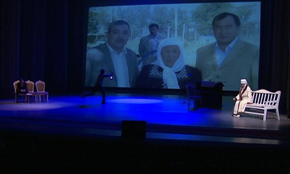 В Алматы прошел творческий вечер в честь Дидара Амантая