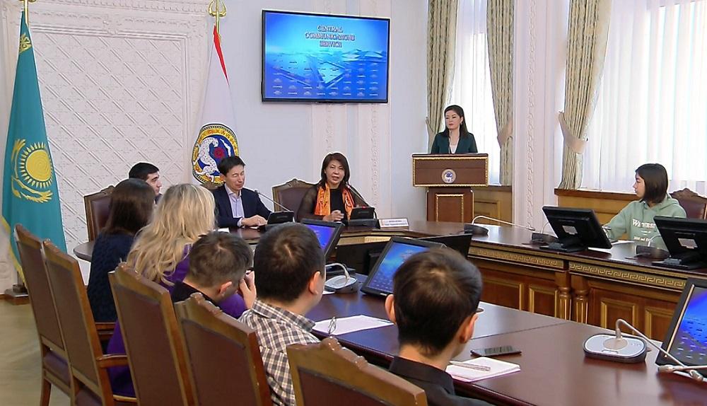 Алматыда Kazakhstan Urban Conference-2019 жайында баспасөз-мәслихаты өтті