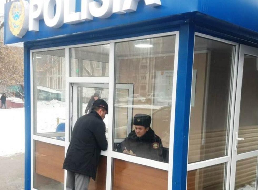 В предпраздничные дни полиция Алматы усилит работу