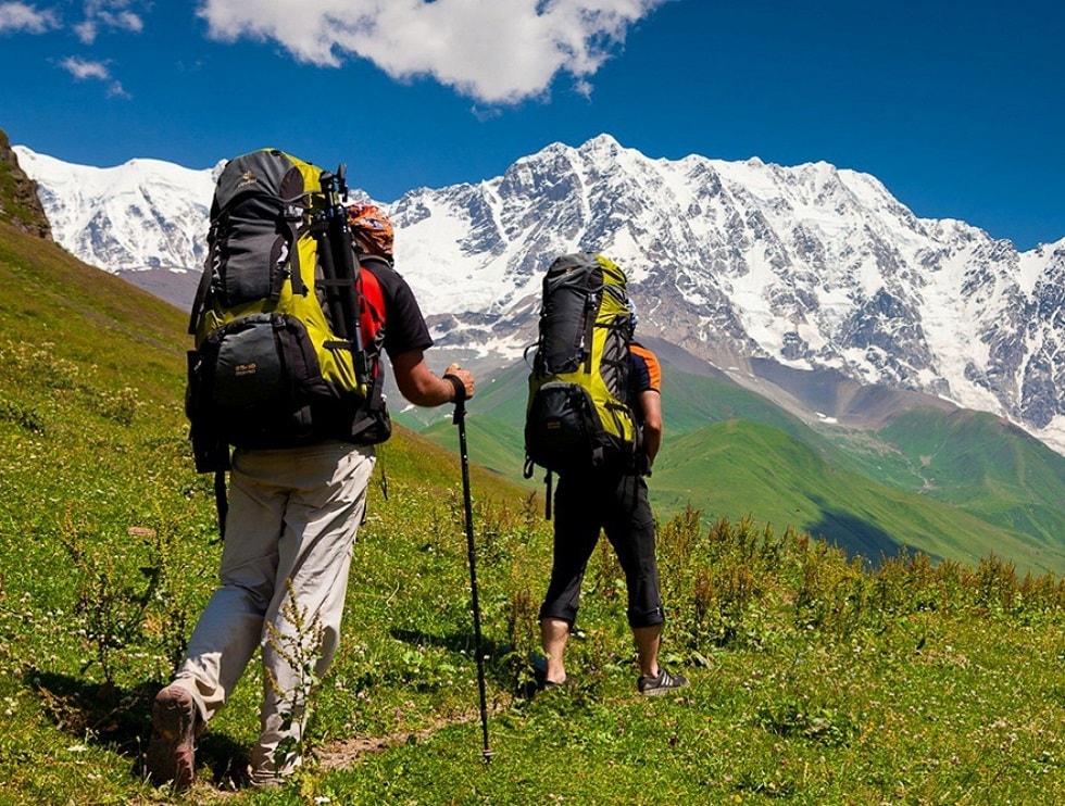 В Алматинских ущельях оцифрованы более тысячи километров горных троп