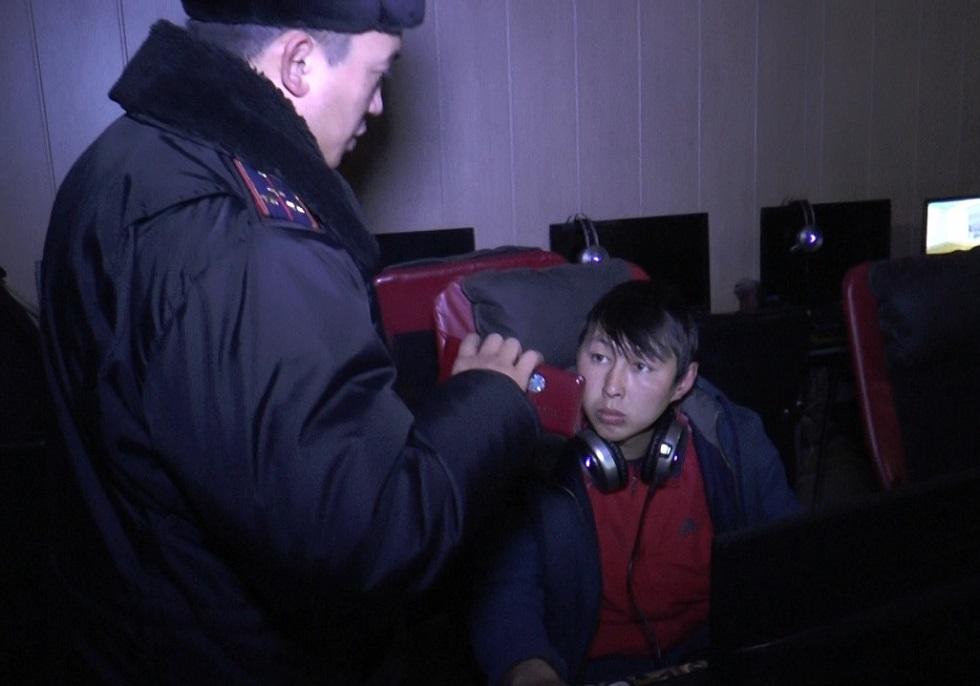 Безнадзорные дети: спецоперацию проводят полицейские Алматы и Алматинской области