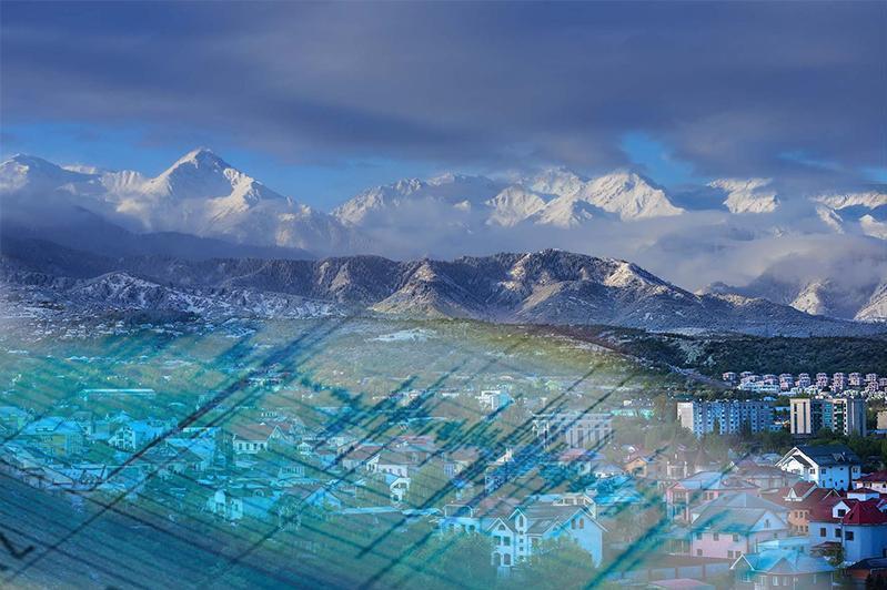 Землетрясение произошло в 541 км от Алматы