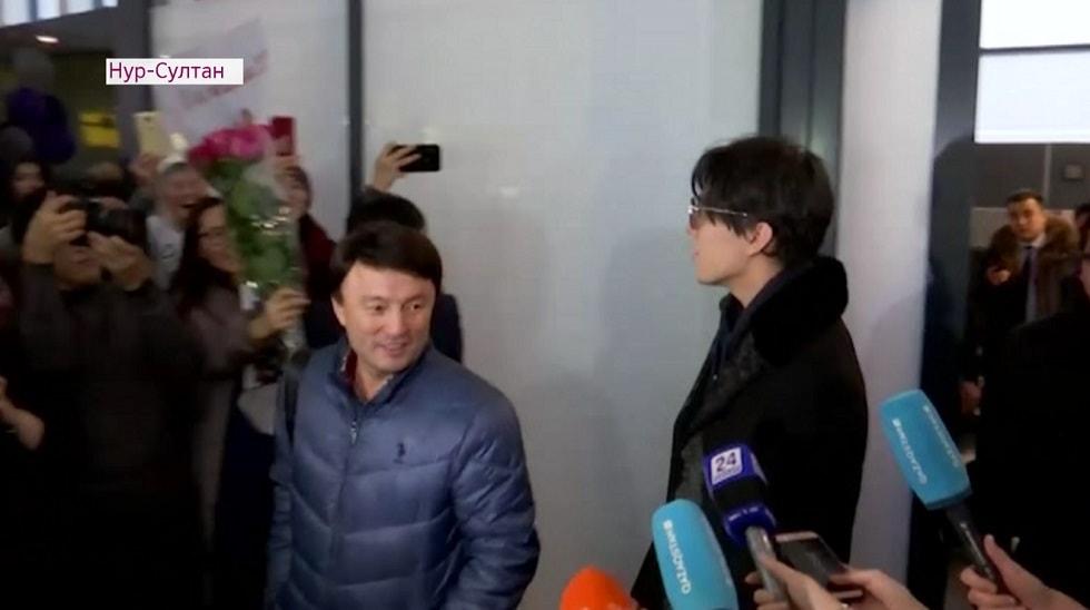Касым-Жомарт Токаев наградил Димаша Кудайбергена почетным званием