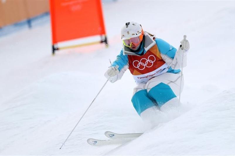 Юлия Галышева завоевала «серебро»  этапа Кубка мира по фристайл-могулу