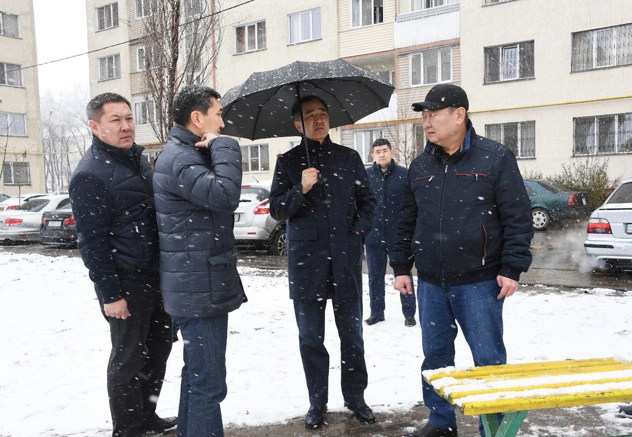 Жителей проблемного дома в Зердели-6 переселят - Сагинтаев