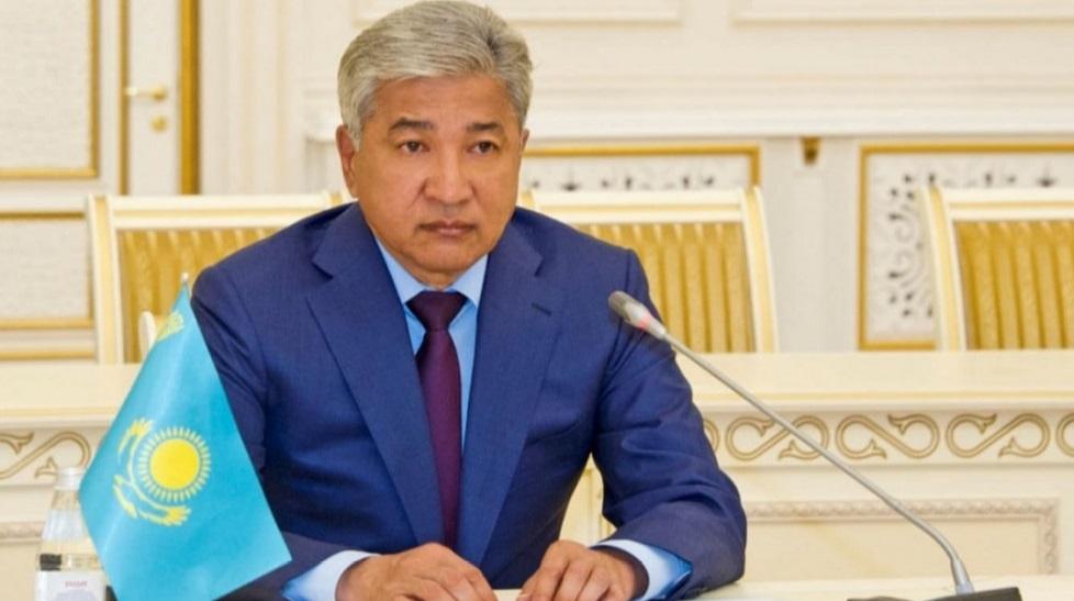 Имангали Тасмагамбетов освобожден от должности посла Казахстана в России