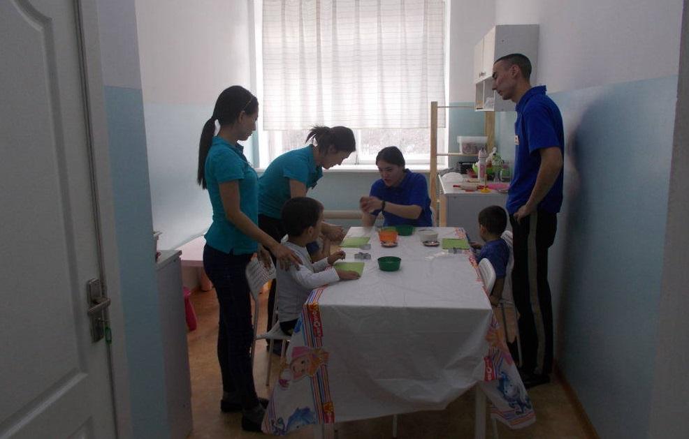 Уникальный детский сад открылся в Усть-Каменогорске
