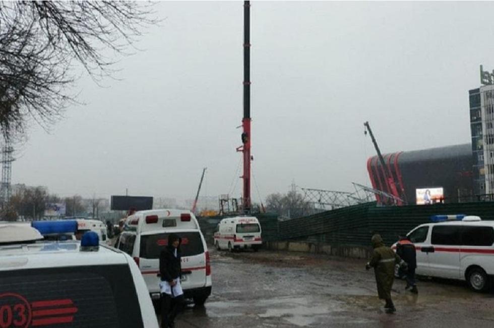 Трагедия произошла при строительстве метро в Ташкенте