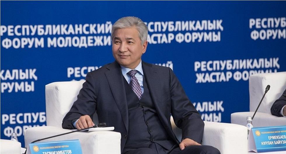 Имангали Тасмагамбетов покинул пост посла по собственному желанию - МИД РК