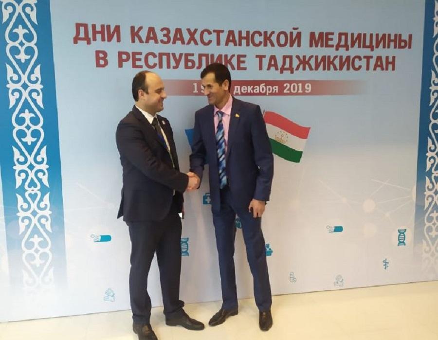 Мастер-классы в Таджикистане проведут казахстанские специалисты НИИ кардиологии и внутренних болезней