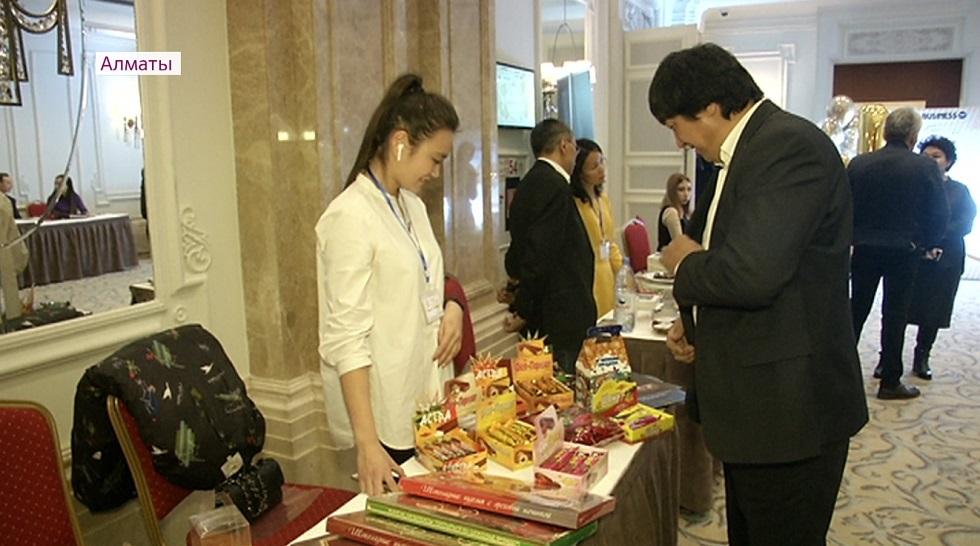 Выставка казахстанской продукции прошла в Алматы