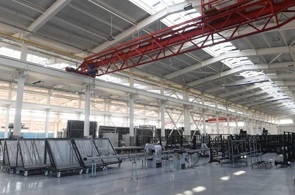 Что производится в Индустриальной зоне Алматы