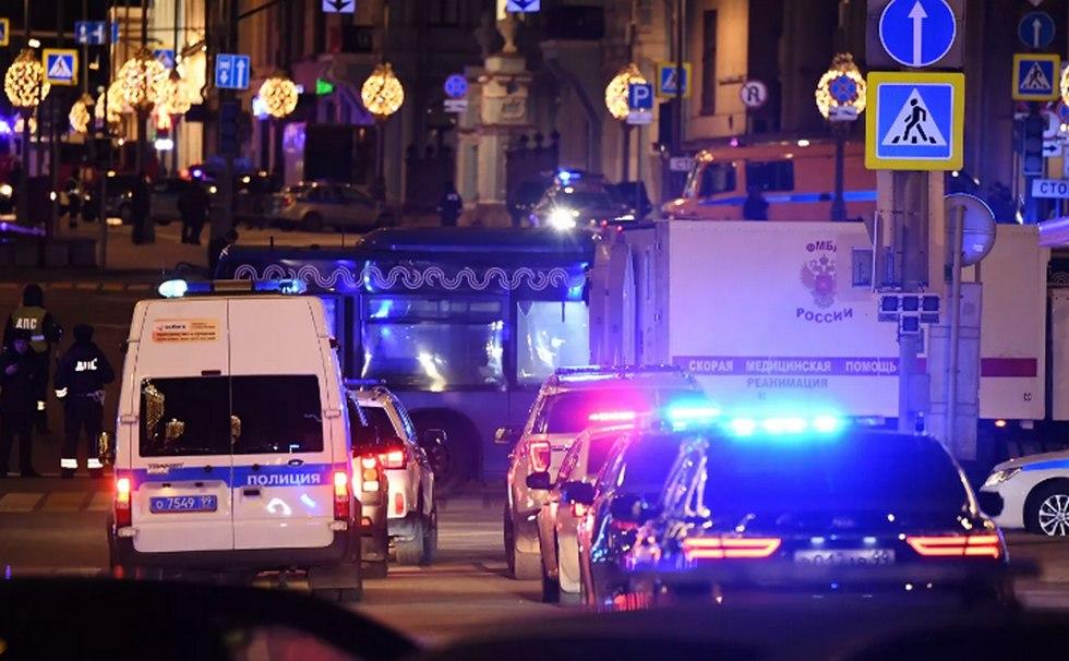В Москве произошла стрельба около здания ФСБ - есть погибший