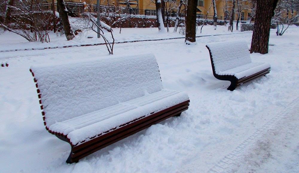 Погода в Алматы с 23 по 29 декабря 2019