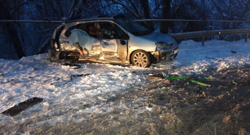 В крупной аварии с участием автобуса погибли 3 женщины в Алматы