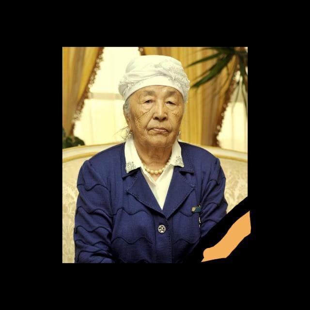 Ушла из жизни мать Имангали Тасмагамбетова