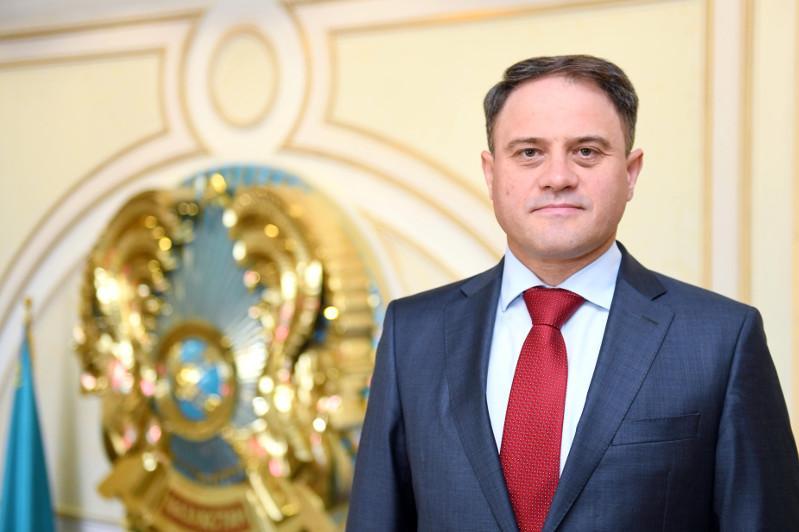 Роман Василенко назначен послом Казахстана в Словакии