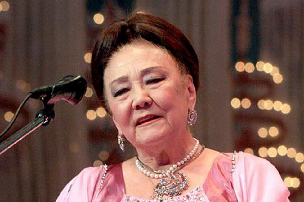 В Алматы прошел творческий вечер, посвященный 90-летию Бибигуль Тулегеновой