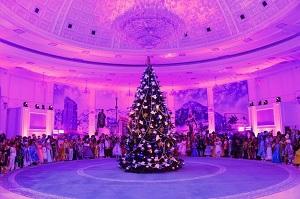 Новогодняя Елка акима прошла в Доме приемов Алматы