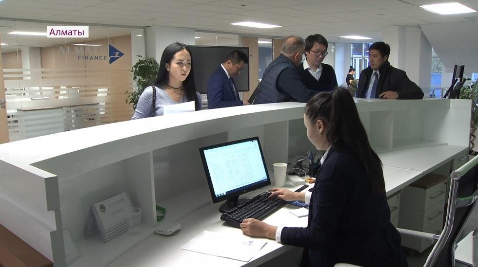 190 тысяч предпринимателей работает в Алматы