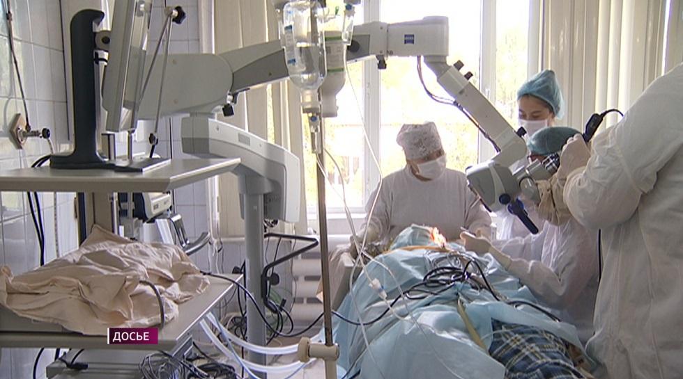 Операцию по удалению близнеца-паразита у человека впервые провели в Казахстане