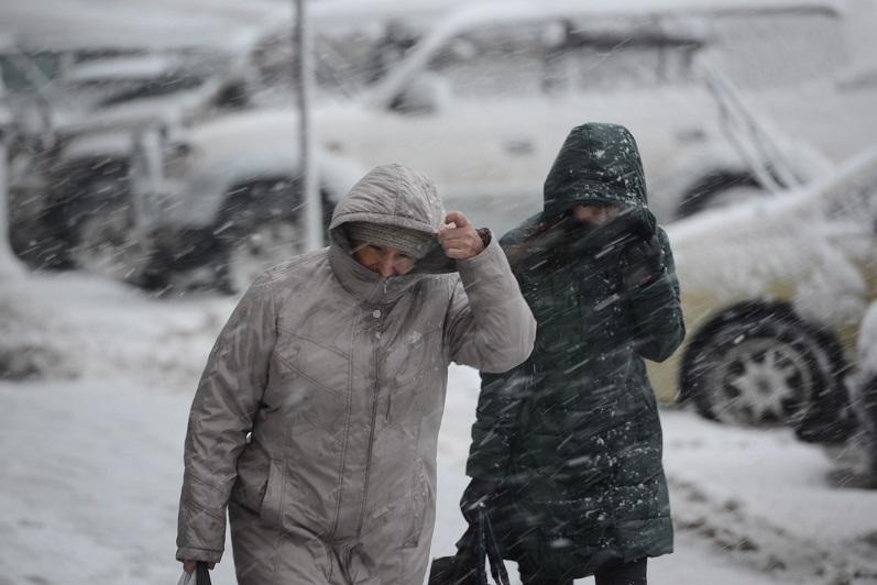Снегопады с метелью ожидаются в ближайшие три дня в Казахстане