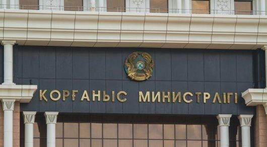 Тело офицера найдено в Талдыкоргане