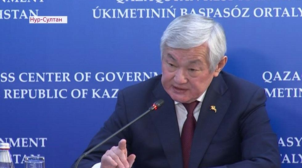 Возможность использования казахстанцами пенсионных накоплений прокомментировал Сапарбаев