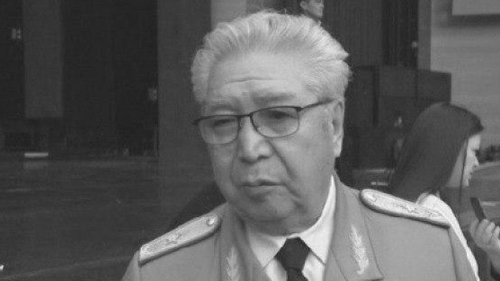 При падении самолета погиб председатель Совета генералов Рустем Кайдаров