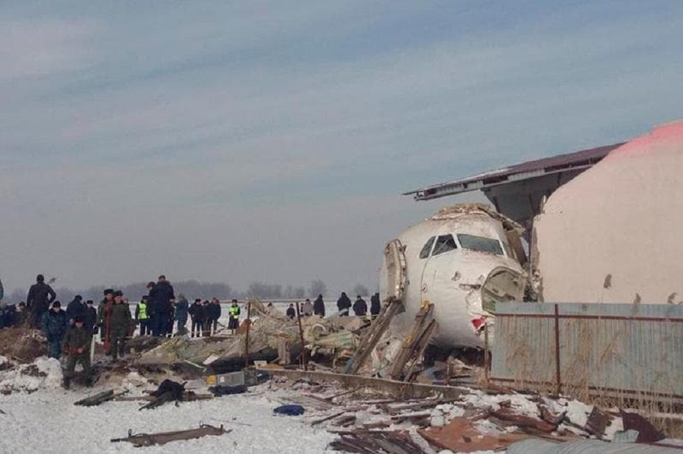 Открыт счет для сбора средств семьям погибшим и пострадавшим в результате авиакатастрофы под Алматы