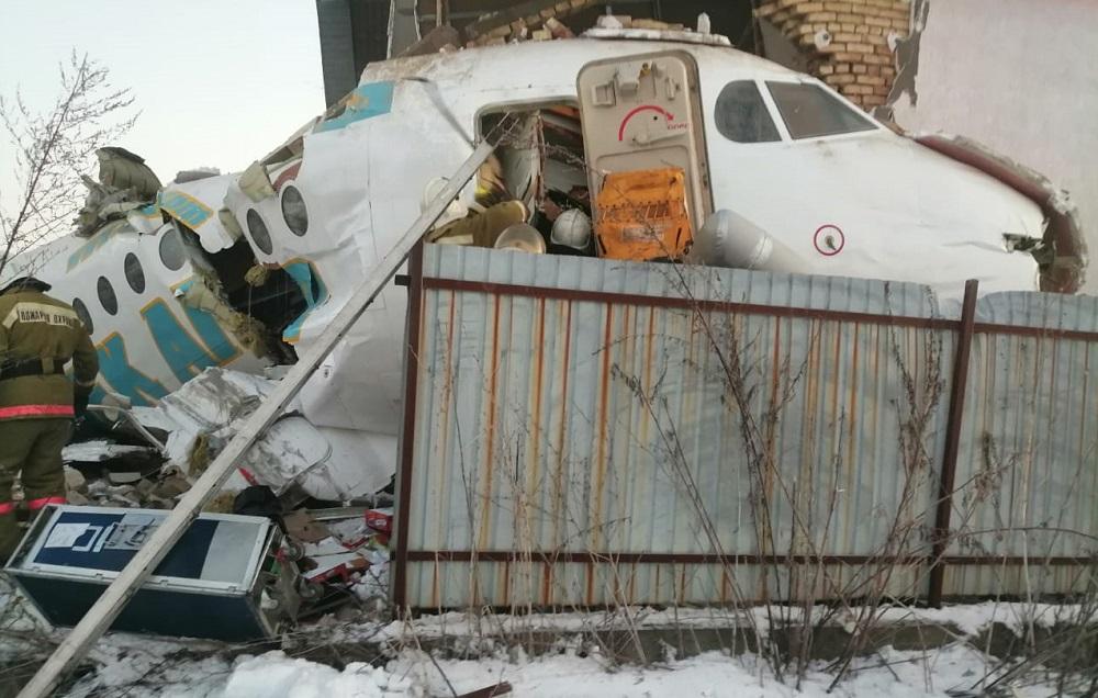 Чужой беды не бывает: день траура в Казахстане