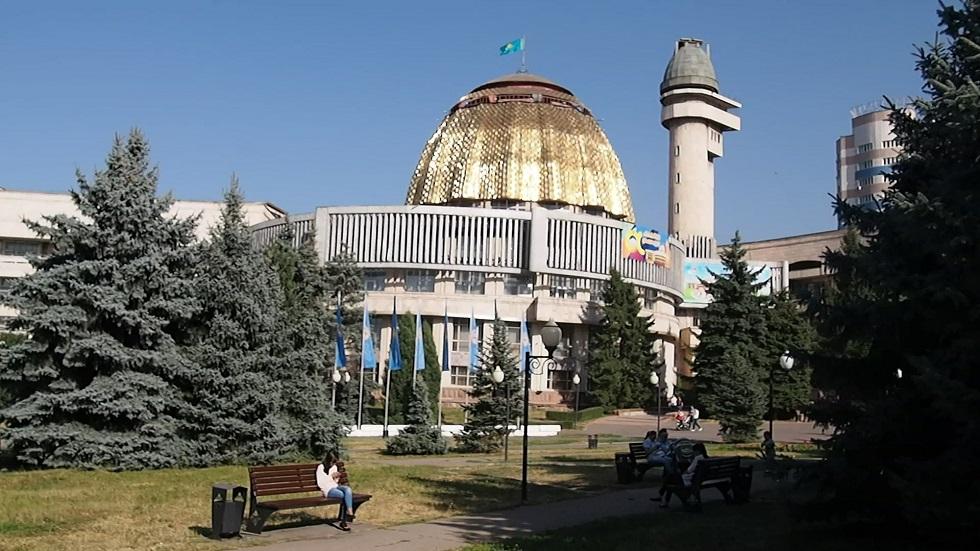 Итоги социально-экономического развития Алматы: детский досуг