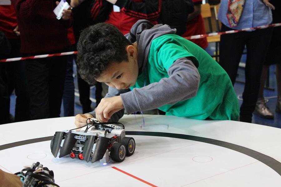 Международные соревнования по робототехнике пройдут в Алматы