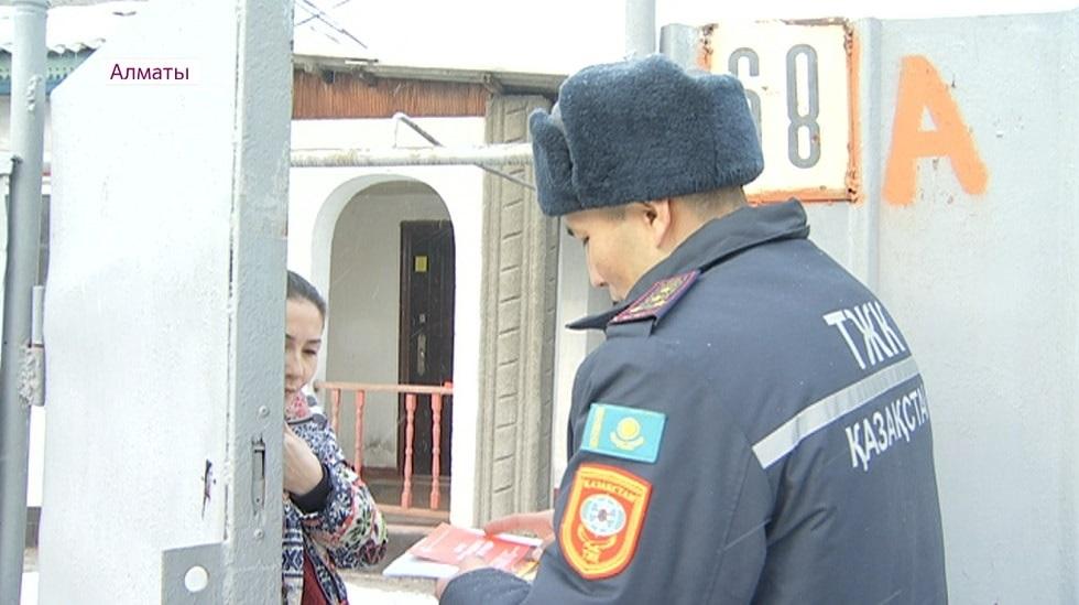Проверку частного сектора начали в Алматы после гибели семьи от угарного газа