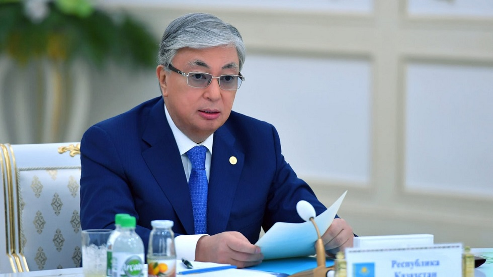 Касым-Жомарт Токаев выразил соболезнования в связи с авиакатастрофой в Иране