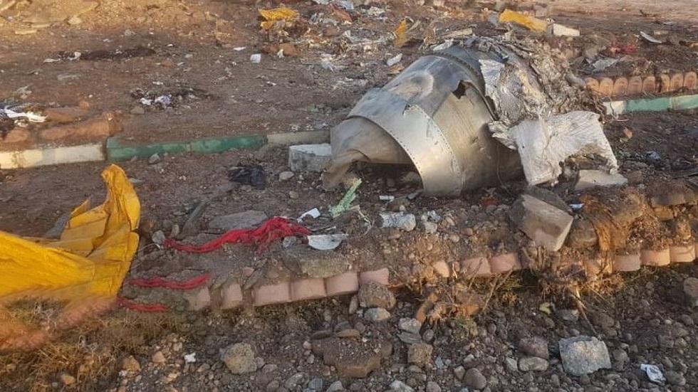 Первые результаты расследования крушения самолета озвучили в Иране