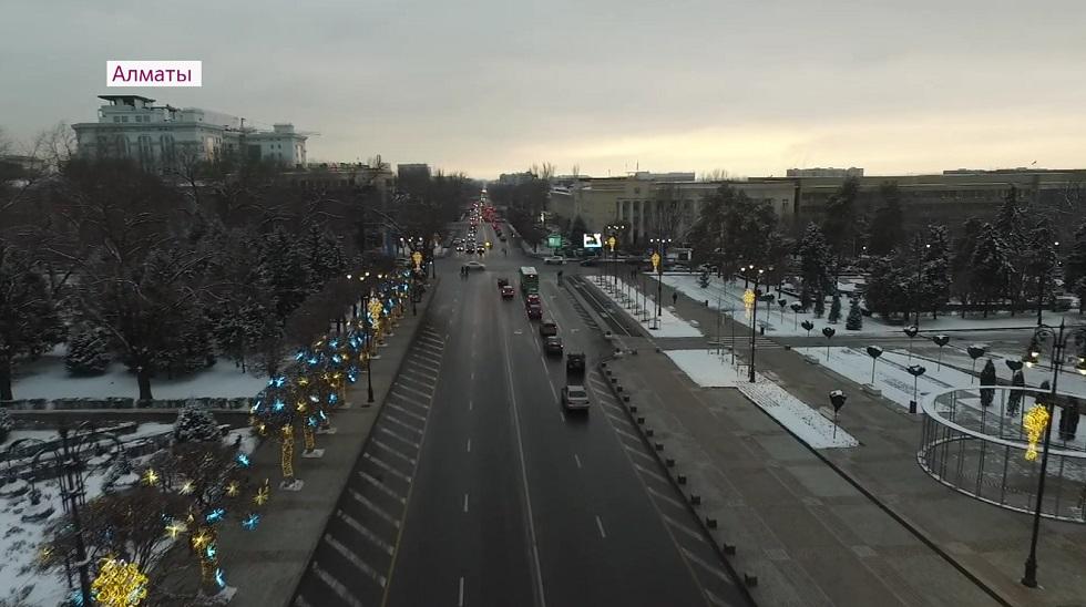 Все здания Алматы обретут единый архитектурный облик