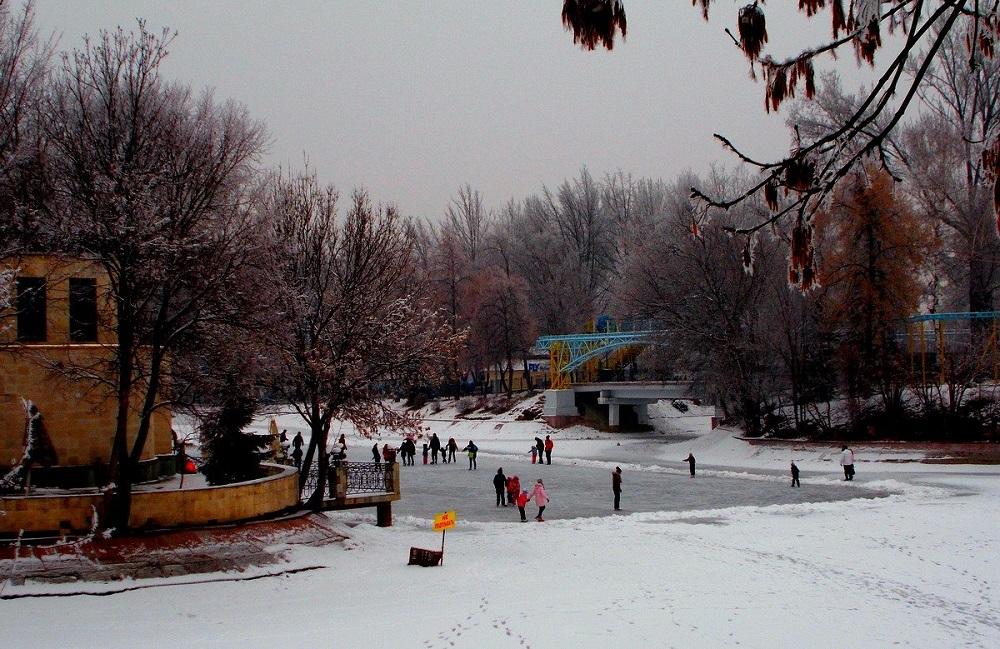 Погода в Алматы с 13 по 19 января 2020