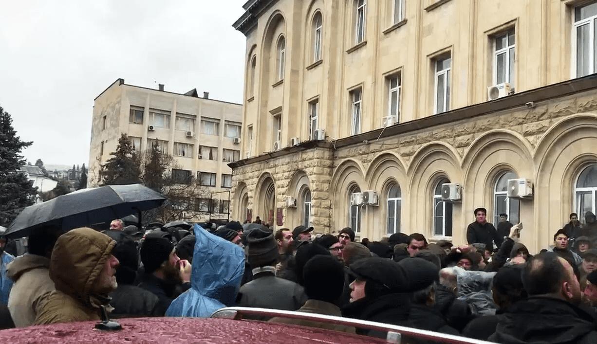 Верховный суд Абхазии отменил итоги выборов президента
