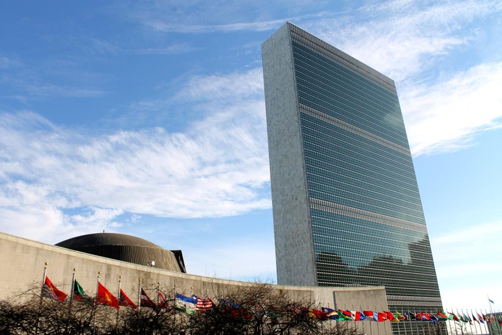 Семь государств лишились права голоса в ООН