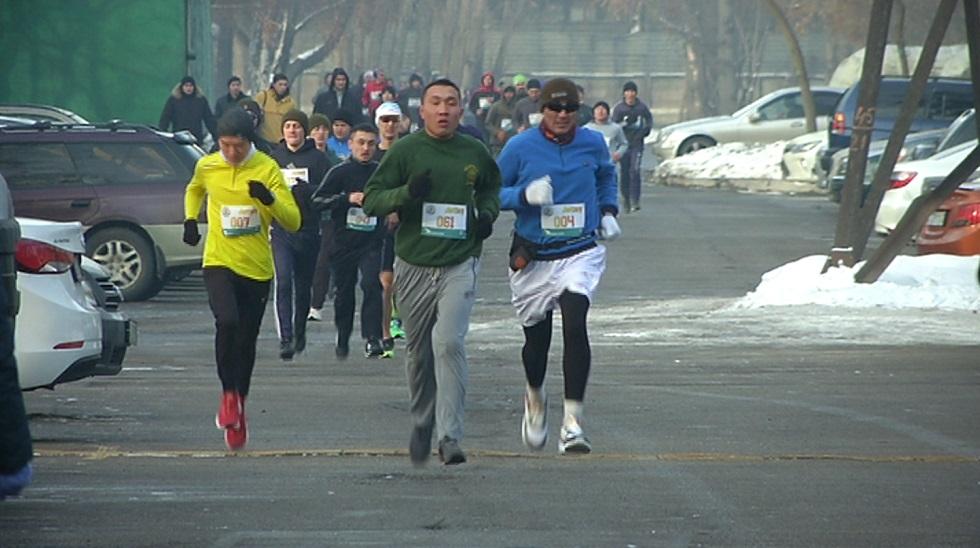 Более 250 человек приняли участие в воскресном марафоне в Алматы